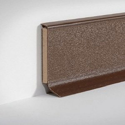 s60-4019 Doellken Skirting S 60 LT Brown Core Skirting S 60 flex life Top