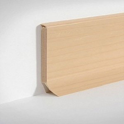 s60-d089 Doellken skirting board S 60 LT maple core skirting board S 60 flex life Top