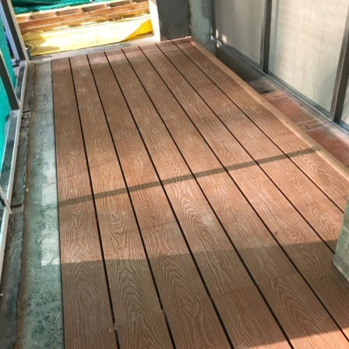 Straton Composites Floor Decking, Size/Dimension: 2900mm x 150mm