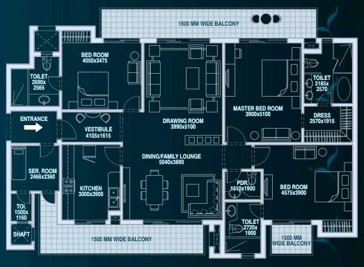 bestech park view spa floor plan - Spa Floor Plan
