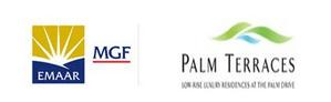 Emaar MGF Palm Terraces Floor Plan