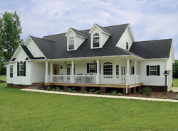 Home Plans with a Wrap Around Porch   House Plans and More country style ranch home with wrap around porch  ViewthisPlan