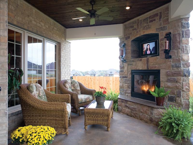 Bergamo Manor Luxury Home Plan 055D-0817