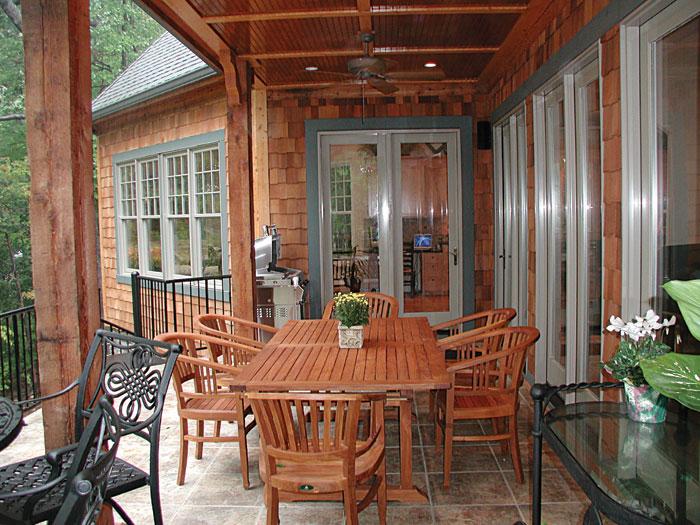 Glen Creek Luxury Home Plan 129S-0023