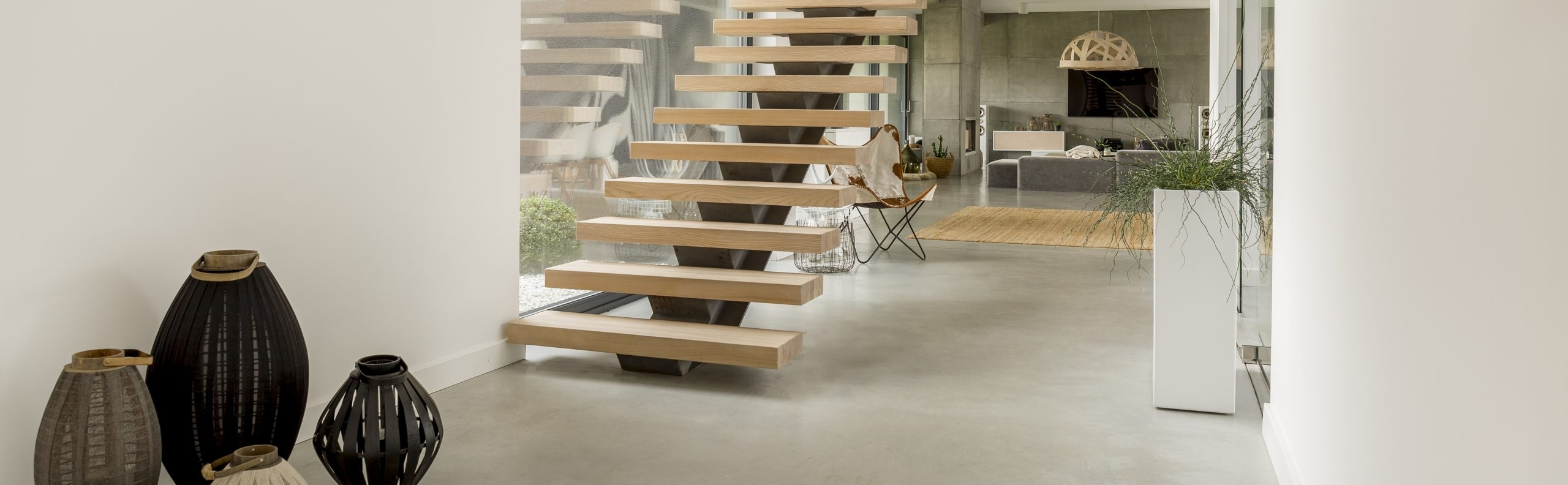 The Best Flooring Solutions For Your Stairs Floorscapes Inc | Carpet And Hardwood Stairs | Wooden | Before And After | Wall To Wall Carpet | Grey | Design