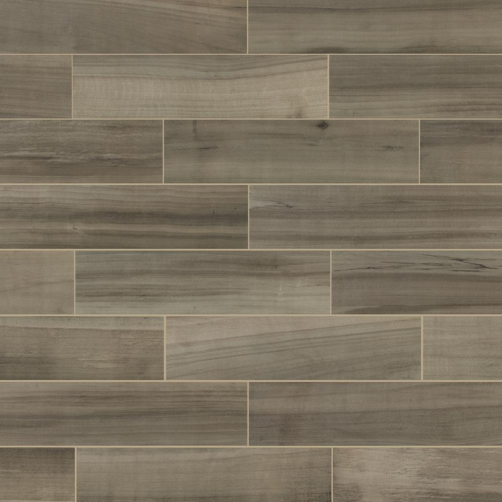 florida tile home collection gold rush prospect 6 in x 24 in porcelain floor and wall tile