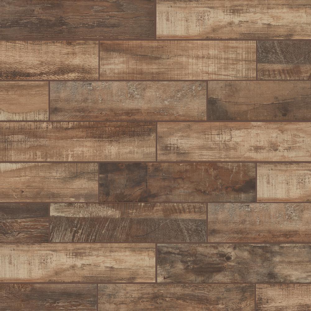 florida tile home collection wind river beige porcelain floor and wall tile