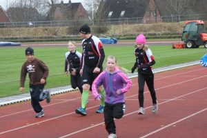 HH Marathon und Floose camp 247