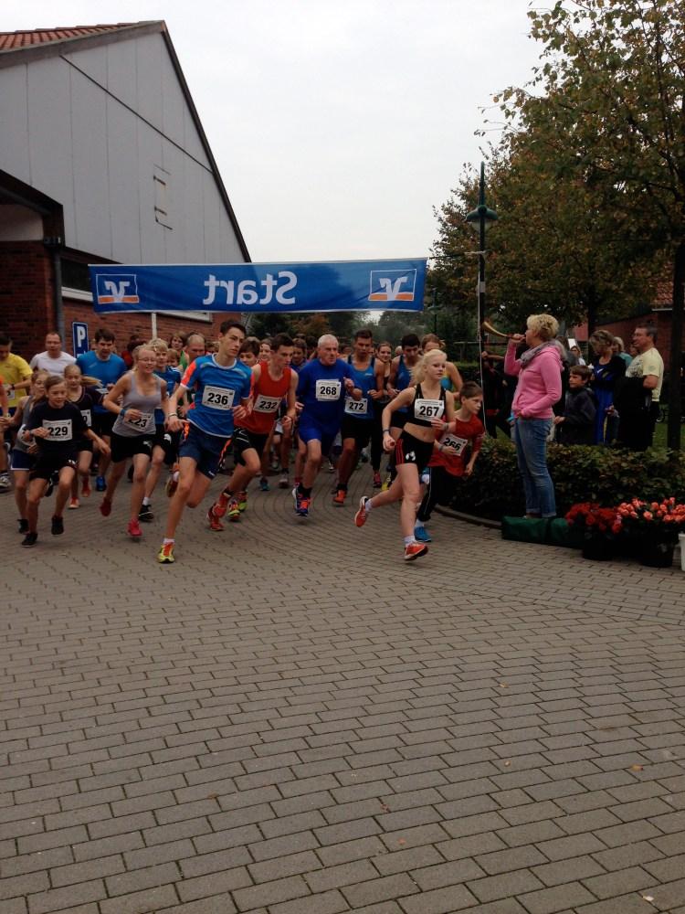 Der erste Halbmarathon