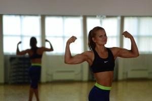 Oona Ylitolonen, fitnessurheilija