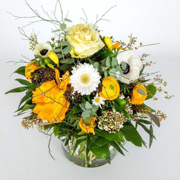Frühlings Blumenstrauss von Flora Tina