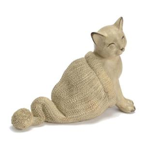 Chat Bonnet Beige Apollina