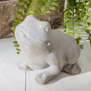 Statuette Grenouille pierre Bao