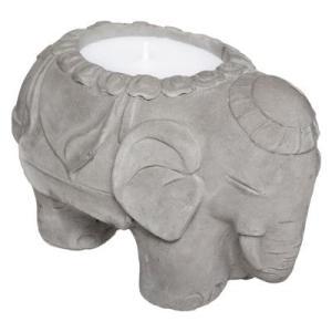 Bougie Citronnelle Éléphant