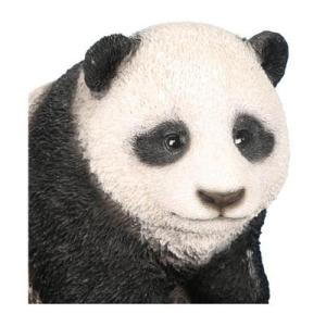 Statue en résine – Mathys  – Panda bébé 14 cm