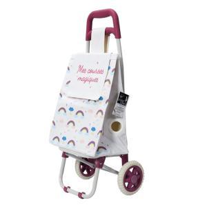 Chariot Shopping Enfant Courses Magiques