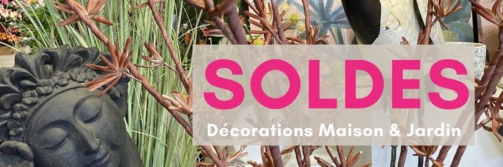 SOLDES Flora Déco -Décorations Maison & Jardin