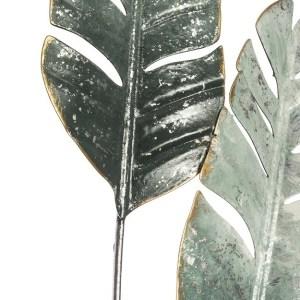 Déco murale métal Bananier Nido 31×89