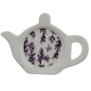 Repose sachet thé porcelaine Lavande
