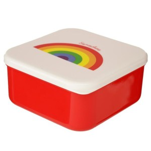 Set de 3 boites repas Rainbow