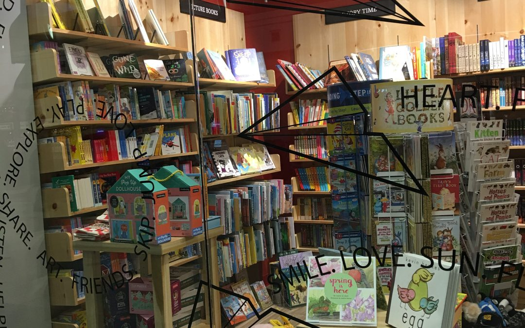 How Bookstores Can Weather Covid 19
