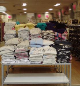 Merchandising Apparel