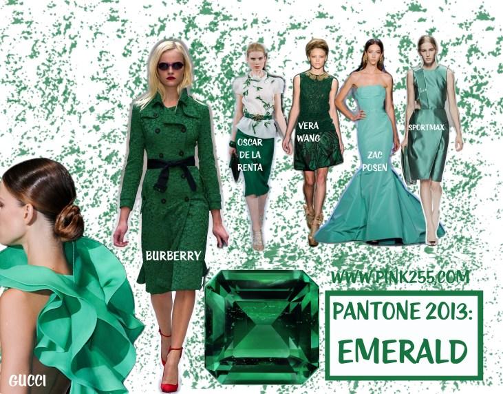 Emerald-Green-Pantone