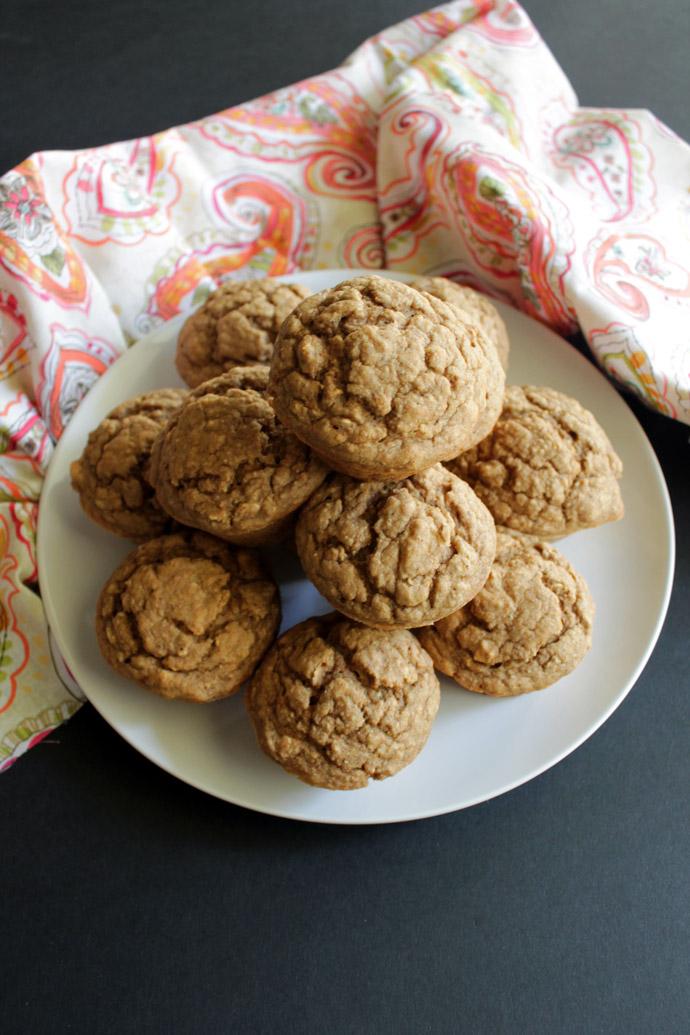 Low Fat Oat Muffins 84