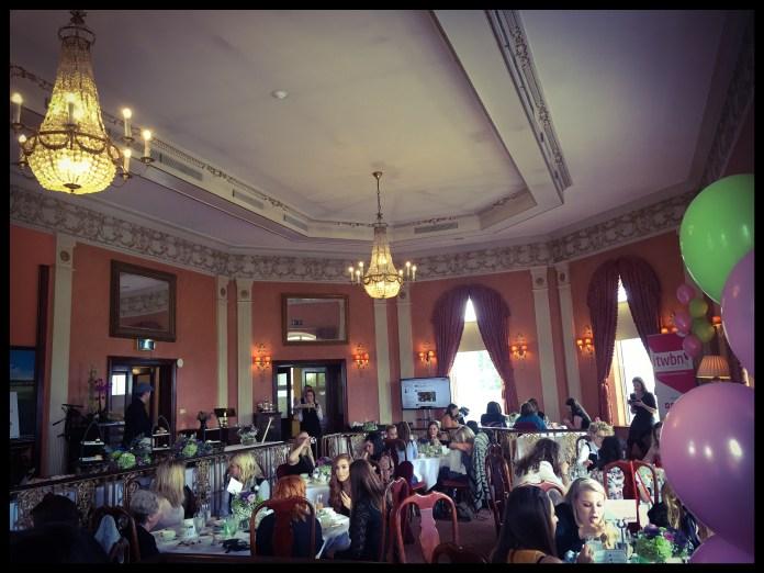 Glenlo Abbey ITWBN Afternoon Tea
