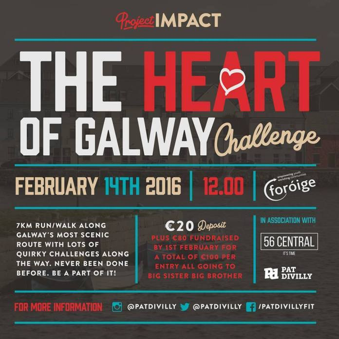 The Heart of Galway Challenge