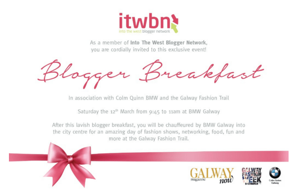 Blogger Breakfast Into the West Blogger Network Floralesque