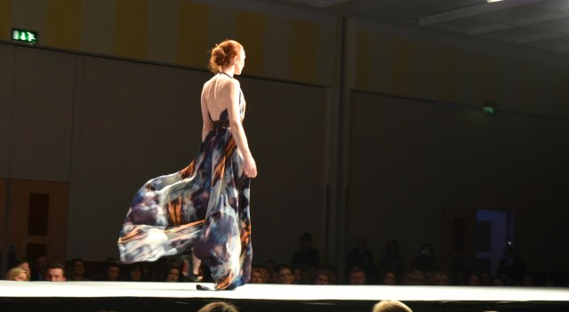 Irish Fashion Innovation Awards 2016 Floralesque
