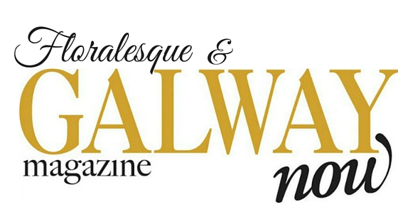 Floralesque Featured in Galway Now Magazine April 2016