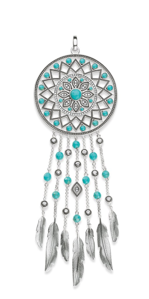 Floralesque Thomas Sabo Dreamcatcher and Festival Love Bridge Collections