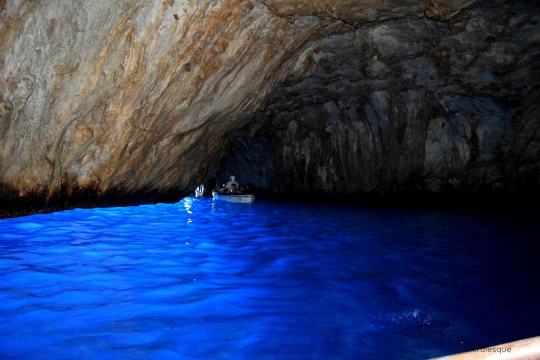 Capri's Blue Grotto | Grotto Azzure