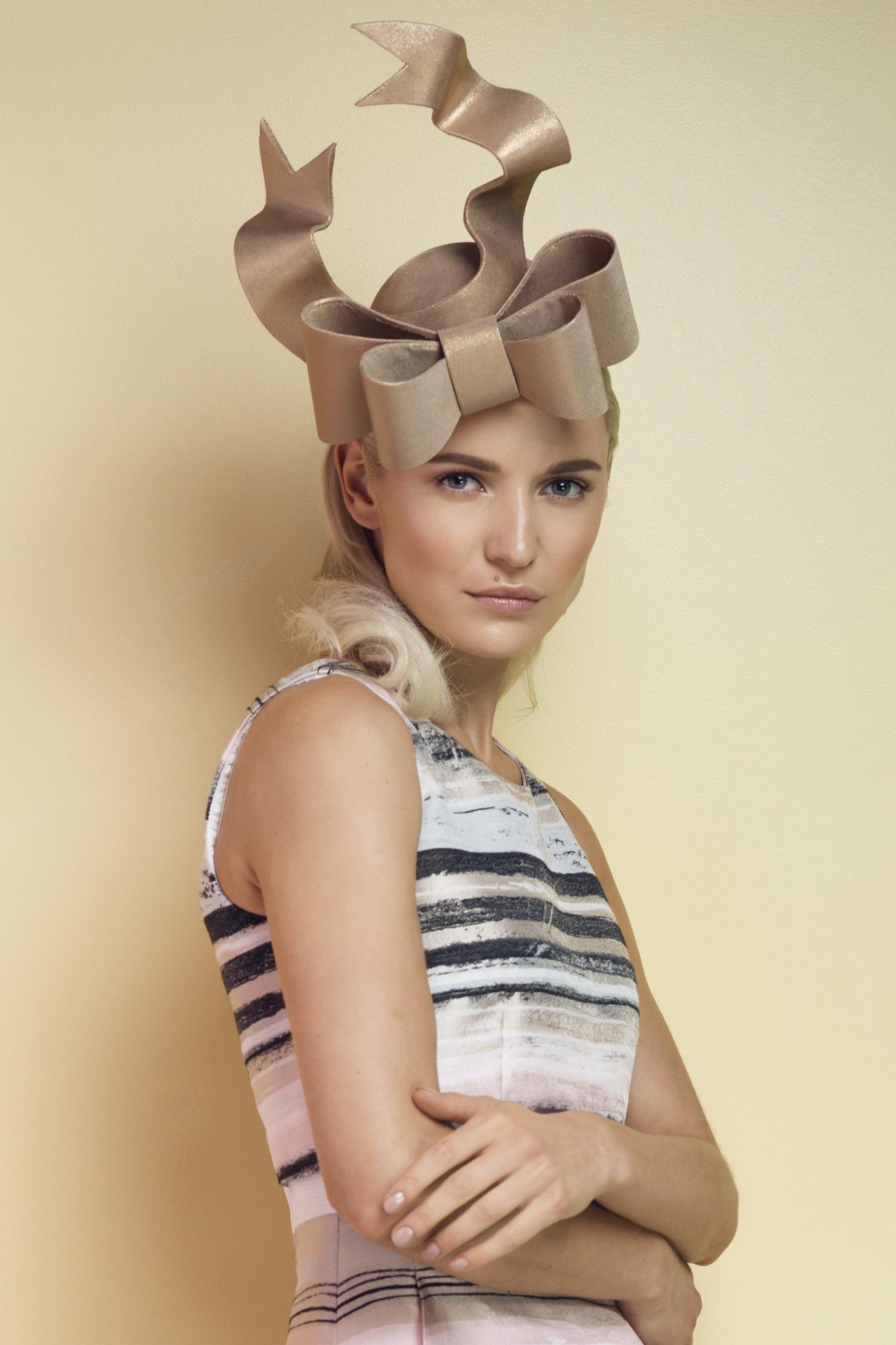 Interview with Irish Milliner Carol Kennelly