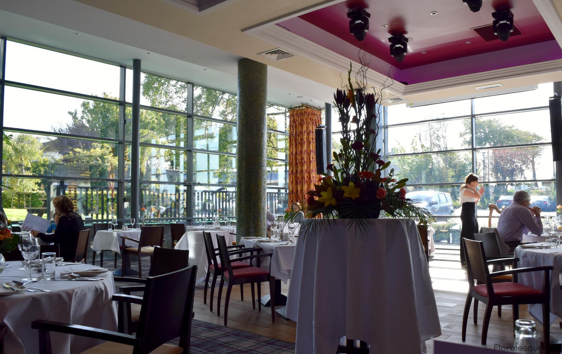 Connacht Hotel - the Ryan Room