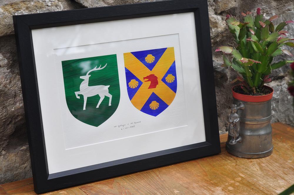 Brendan McCarey interview Floralesque Painted Clans