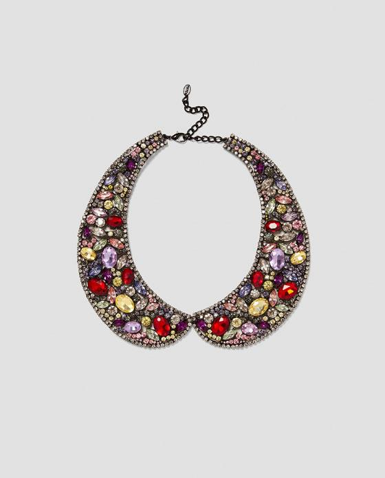 Rise of the Statement Collar for Autumn 2017