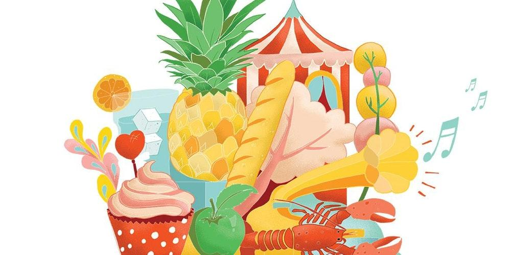 Inaugural Strandhill Food Festival, Sligo