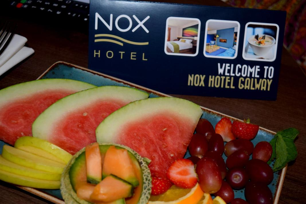 Dinner and Cocktails at Nox Hotel, Galway
