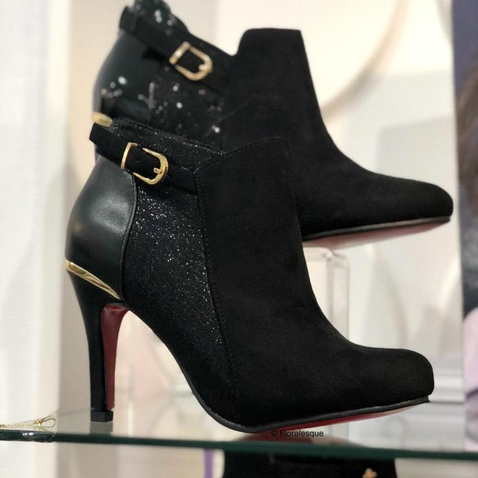 Amy Huberman's Bourbon Footwear collection Showcase