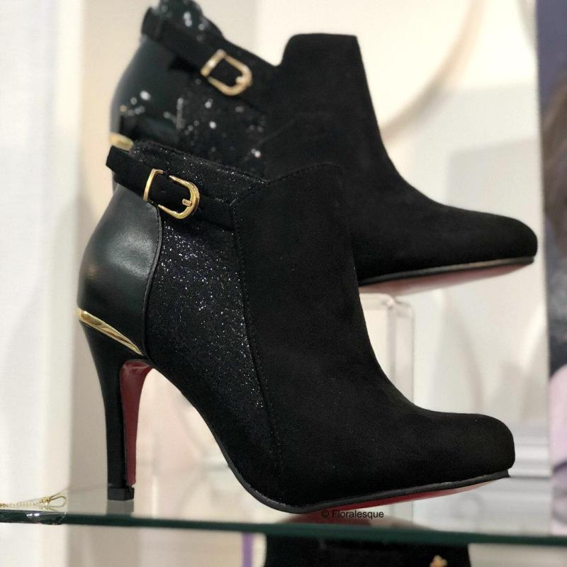 Amy Huberman's Bourbon Footwear collection Showcase
