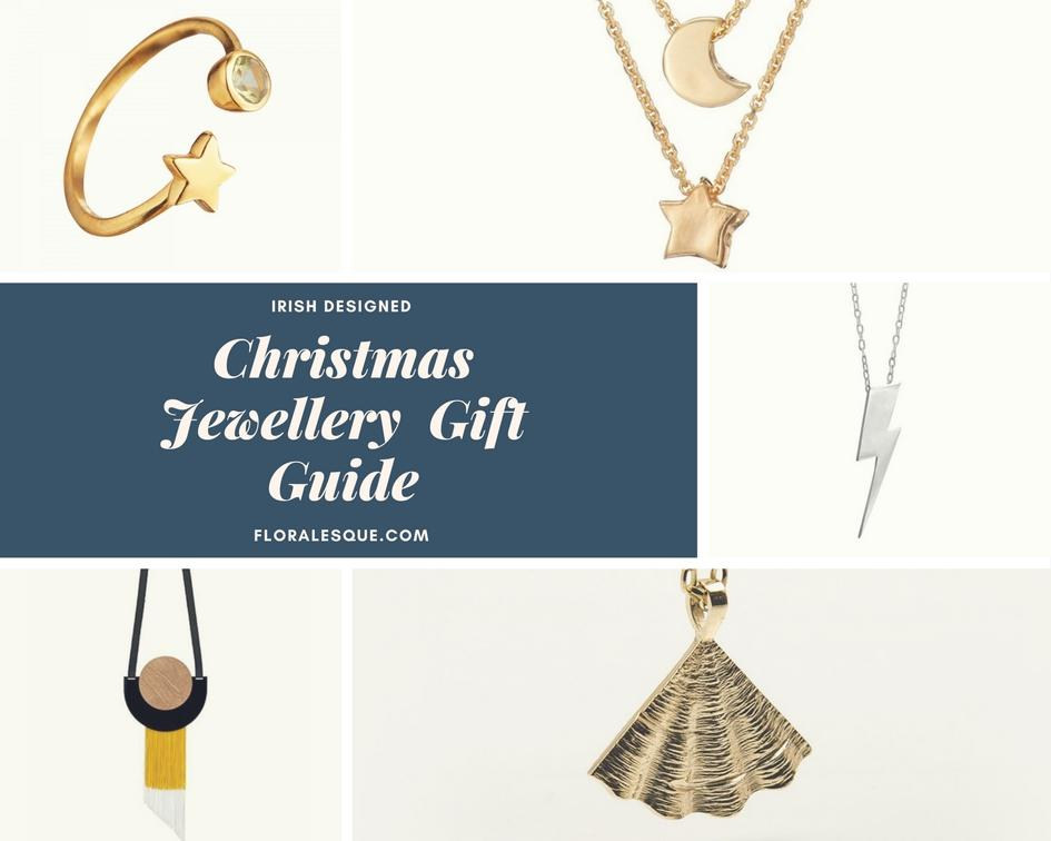 Christmas Gift Guide - Irish Designed Jewellery - Floralesque