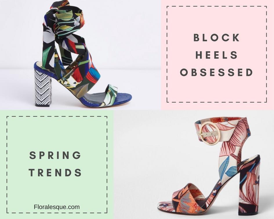 Block Heels Obsessed