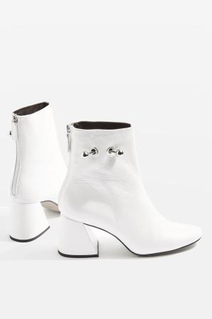 Topshop Mighty Ankle Boots