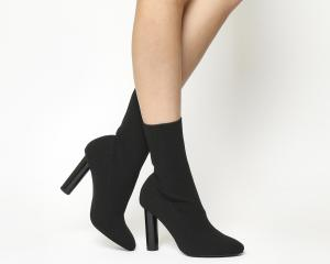 Office Appleton High Cut Sock Boots