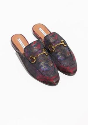 & Other Stories Loafer Slides