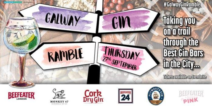 What's on in Galway This Week from 24th September 2018