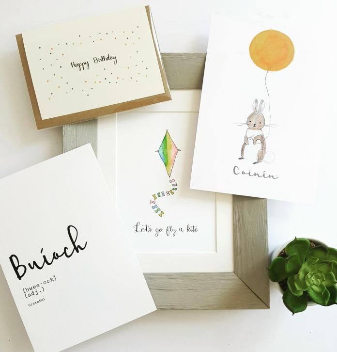 Interview with Deborah Maguire – Three Little Birds Illustration